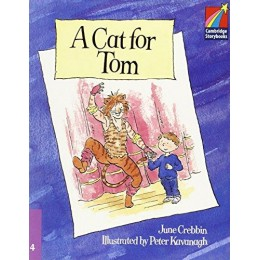 A Cat for Tom ELT Edition (Cambridge Storybooks)