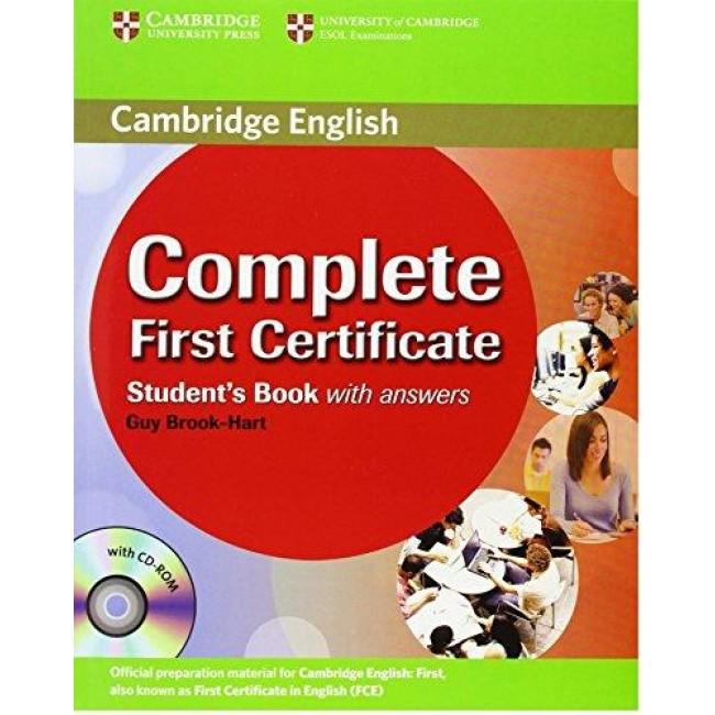Решебник New Success At First Certificate Тетрадь