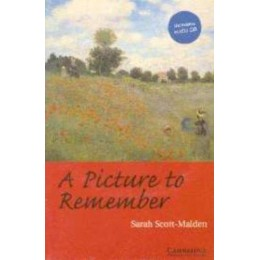 A Picture to Remember Level 2 Elementary/Lower Intermediate Book with Audio CD Pack (Cambridge English Readers)