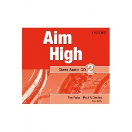 Aim High Level 2 Class Audio CD