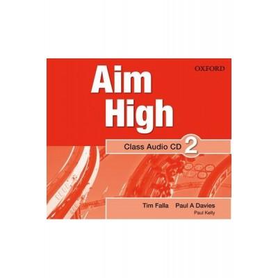 Aim High Level 2 Class Audio CD