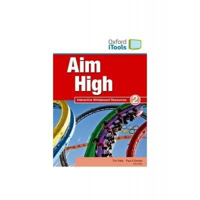 Aim High Level 2 iTools DVD-ROM