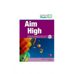Aim High Level 3 iTools DVD-ROM