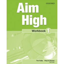 Aim High Level 1 Workbook with Online Practice