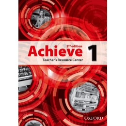 Achieve 1 Second Edition Teacher's Resource CD-Rom