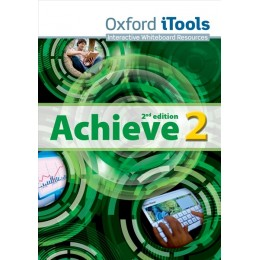 Achieve 2 Second Edition iTools DVD-Rom