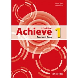 Achieve 1 Second Edition Teacher's Book