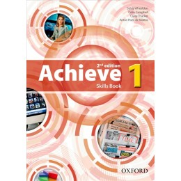 Achieve 1 Second Edition Skills Book