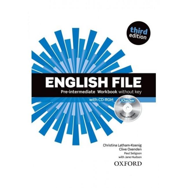 File pre-intermediate гдз english