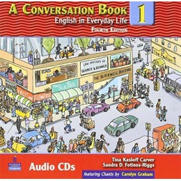 A Conversation Book 1 Englishin Everyday Life Audio Program 3 CDs