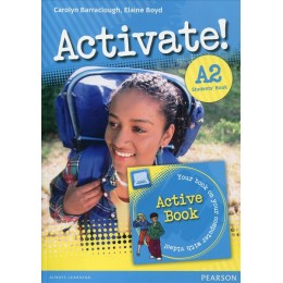 Activate A2 Students' Bookwith Active Book Pack