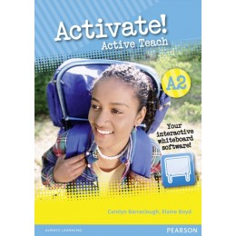 Activate A2 Active Teach CD-Rom