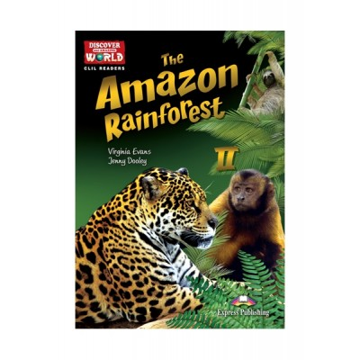 Express Discover Our Amazing World Reader: Amazon Rainforest Reader with Cross-platform Application