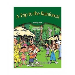 A Trip to the Rainforest Pupil's Book